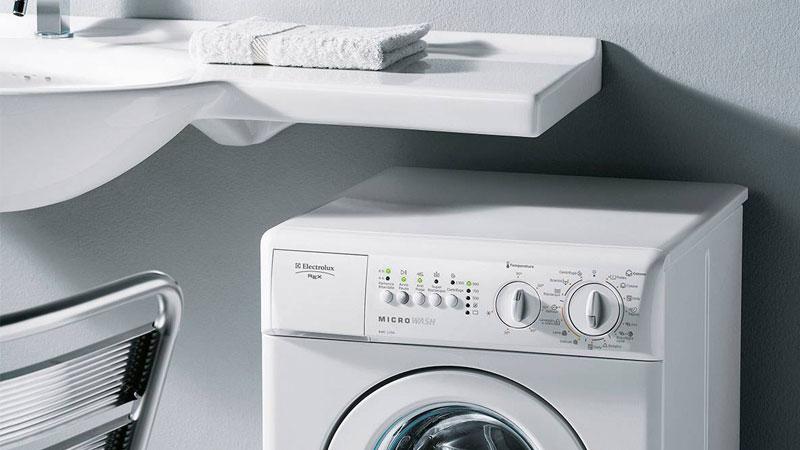 Anche la lavatrice si connette