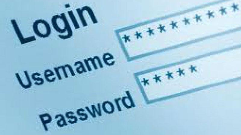 Vecchie password addio