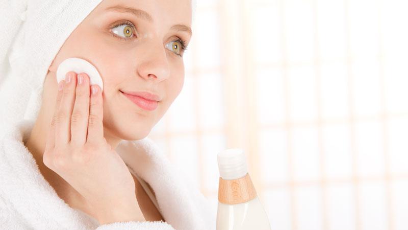 acne sulla pelle